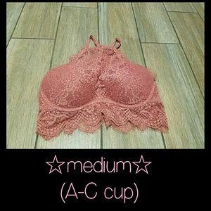 PINK Victoria's Secret Intimates & Sleepwear - VS PINK Lace Bra *Medium*